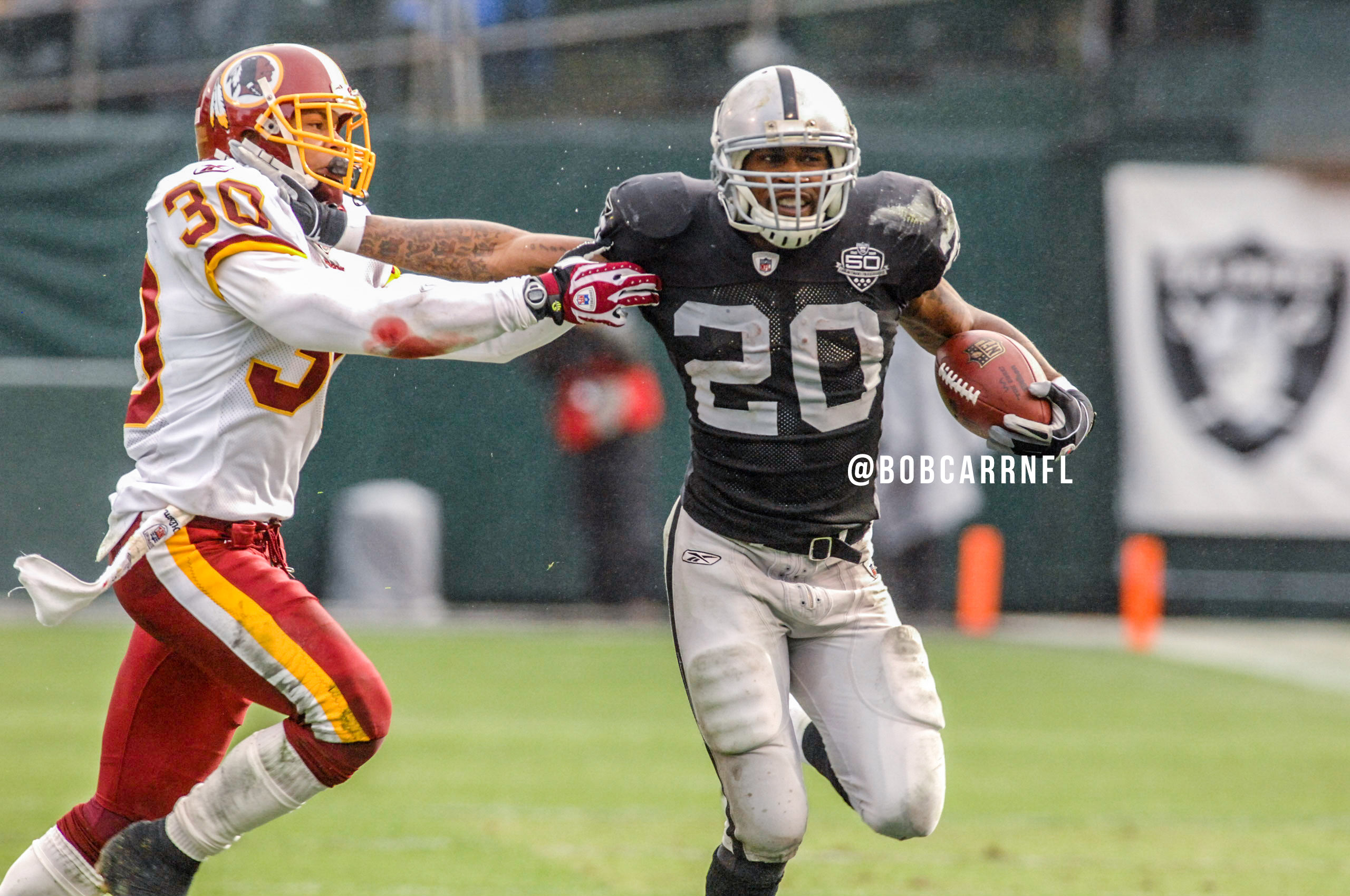 Prediction for Redskins vs. Raiders