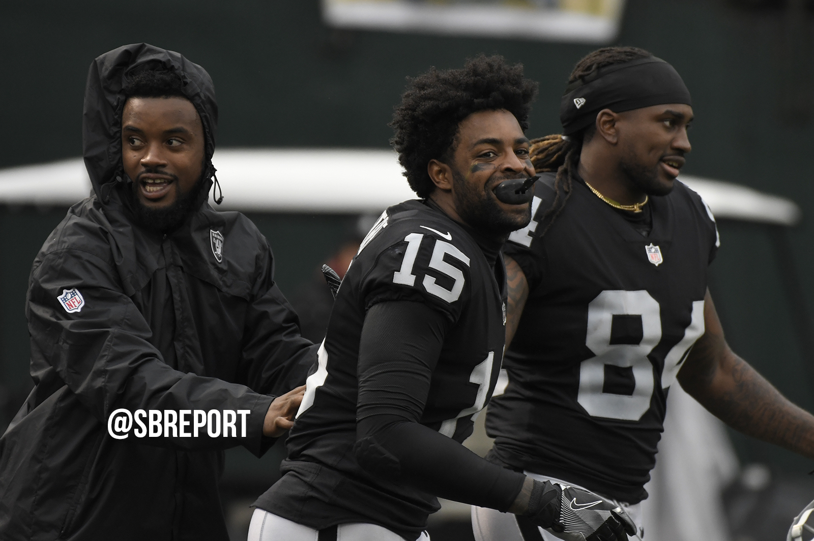 Report: Michael Crabtree suspended two games