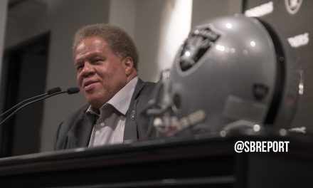 VIDEO: Reggie McKenzie Draft Day 1 Selects Tackle Kolton Miller