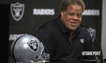 VIDEO: Reggie McKenzie Wraps Up Raiders 2018 Draft; Update On Maurice Hurst