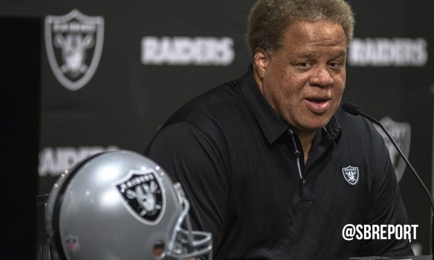 Raiders add another quarterback to the room