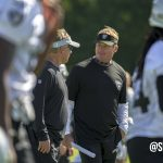 VIDEO: Jon Gruden Wraps Up His First Preseason Game
