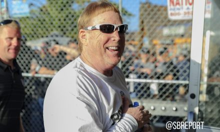 Raiders donate $250k to save youth sports in Oakland