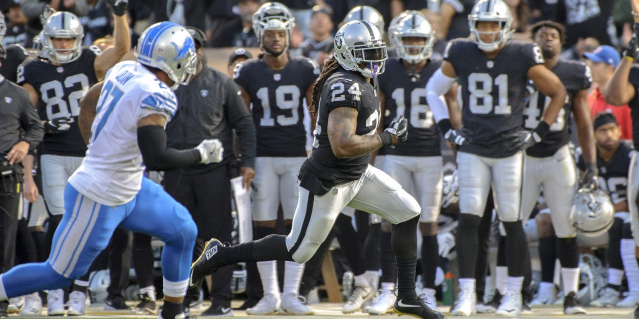 Sunday Slideshow: First look at the 2018 Oakland Raiders (121 photos)