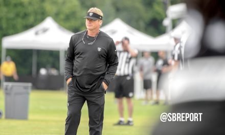 "VIDEO: Jon Gruden on Donald Penn's Return: ""Hopefully That Time Is Soon"""