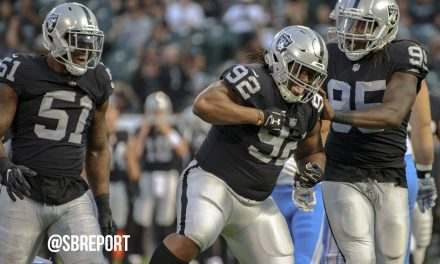 What we learned from the Raiders win over Detroit Lions