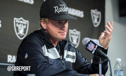 "VIDEO: Gruden On Mack: ""I Don't Believe We Were Anywhere Close To Where The Bears Were"""