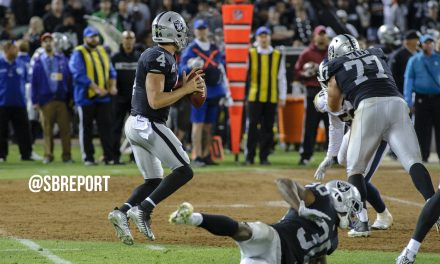 Raiders fall to Rams in opener: the good, the bad & the ugly