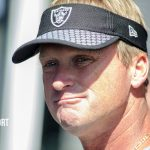 "VIDEO: Jon Gruden: ""It's Hard To Find A Great Pass Rusher"""