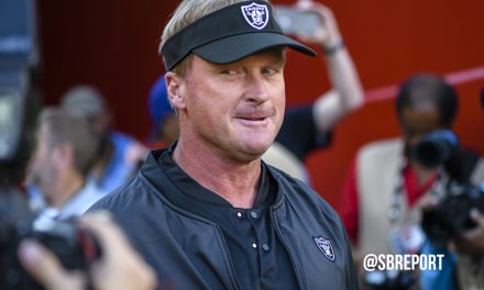 VIDEO: Jon Gruden Explains Loss To 49ers