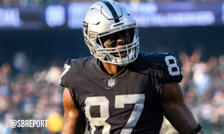 "VIDEO: Jared Cook: ""…The Best Way To Bounce Back Is To Ruin Other Teams' Dreams"""