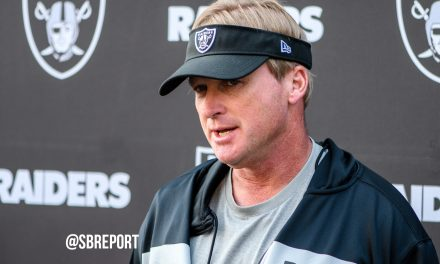 VIDEO: Jon Gruden Activates Marcell Ateman/Unsure Of Martavis Brayant's Return