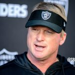 "VIDEO Jon Gruden: ""We got some guys [safeties] that'll really hit ya!"""
