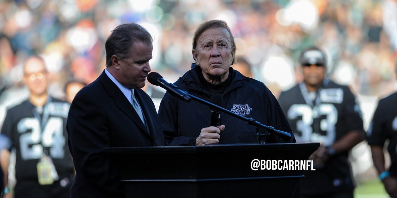 Coach Tom Flores snubbed from Hall of Fame