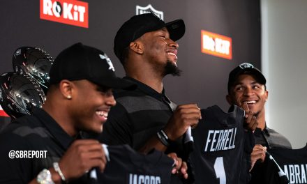 VIDEO: Raiders 1st Rd. Draft Picks Hold Their First Press Conference