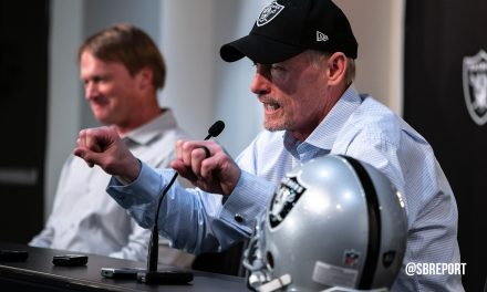 VIDEO: Raiders Mike Mayock Takes The NFL Draft Reins As An NFL GM