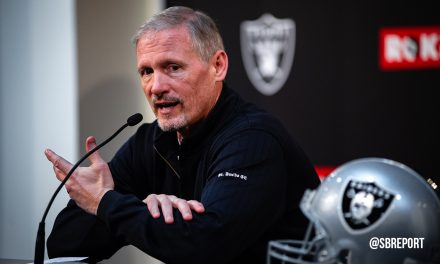VIDEO: Mike Mayock Wraps Up His First NFL Draft As GM