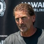 """VIDEO: Greg Olson On QB Play Thus Far: """"We've Been Real Clean"""""""