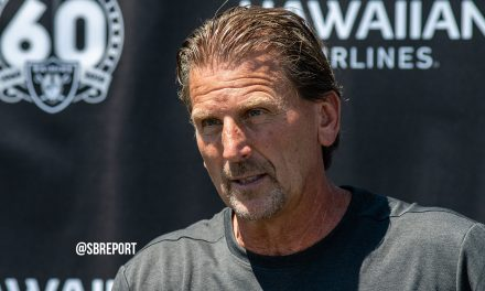 "VIDEO: Greg Olson On QB Play Thus Far: ""We've Been Real Clean"""