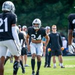 """VIDEO: Johnathan Abram: """"I'm A Kid Off The Field…A Man On The Field."""""""