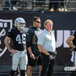 VIDEO: Jon Gruden Grades His Players, Updates On Injuries