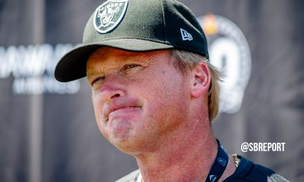 "VIDEO: Jon Gruden On Facing Rams: ""We are going to take a look at our pass protection…because they are loaded up front."""
