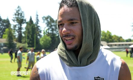 """VIDEO: Marcell Ateman: """"You're Gong To Compete Regardless…No Hard Feelings But, You Want The Next Man's Job"""""""