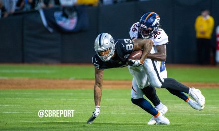 "VIDEO: Darren Waller On Playing Opportunity ""Anything That Comes My Way I'm Taking Full Advantage"""