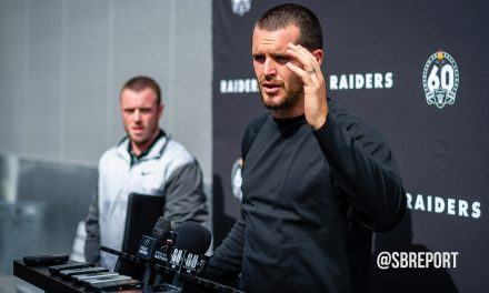 VIDEO: Derek Carr: Slowing Down And Spending More Time With Family During Bye