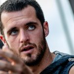 """VIDEO: Derek Carr Responds To Former Coach Del Rio's 'Cold Weather Losses' Comments: """"Jack Was With Me There A Couple Of Those Times"""""""