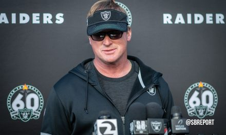 "VIDEO Jon Gruden On Jets' Jamal Adams: ""He's A Fearless Player. He Is One Of The Most Aggressive Players You Will See"""